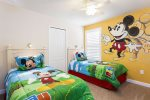 Kids twin room