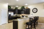 Cook up all your family favorites in this elegant complete kitchen