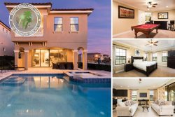 Fairway Ridge Paradise | 5 Bed Reunion Villa with Pool Table & Bar