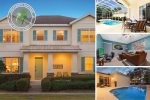 Homestead Sanctuary | 5 Bed Villa with Southwest Facing Pool for Maximum Sun Exposure, Also Located Near Reunion Grande & Seven Eagles Pool Pavilion