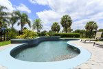 Take a dip in the spacious pool, relax in the sun chairs, and enjoy your amazing Florida vacation
