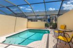 Enjoy the Florida sun in your own screened-in private pool
