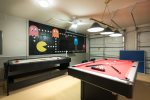 Good times await in this magical games room