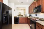 Cook up your family favorites in this fully equipped upgraded kitchen