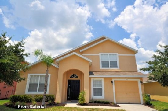 5 bedroom houses or villas for rent in orlando fl 4 bedroom vacation rentals orlando florida