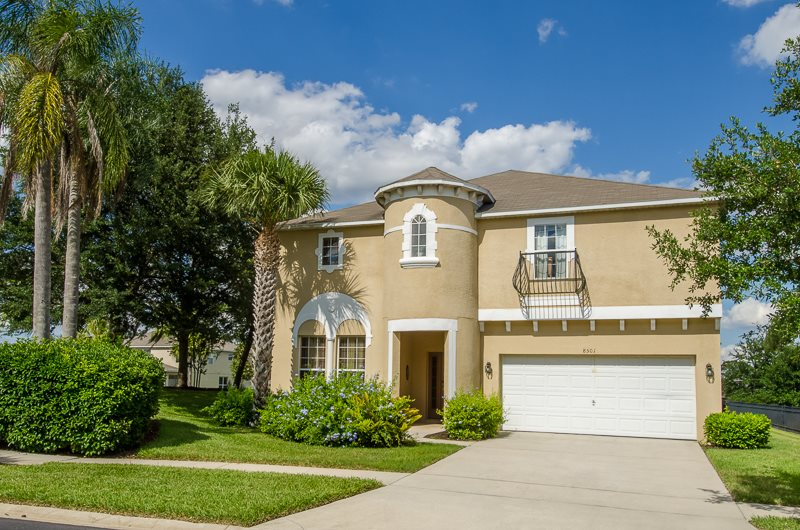 7 Bedroom Home, Houses for Rent in the Resort Near Disney
