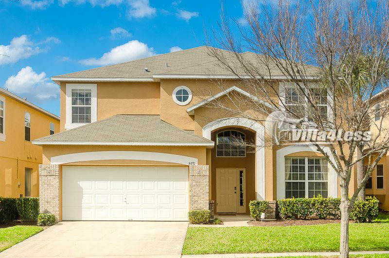 5 Bedroom House For Rent Mesmerizing 5 Bedroom Homes Condos For Rent In Emerald Island Near Disney Decorating Design