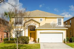 Wonderful 6 Bedroom Vacation Rental Near Disney
