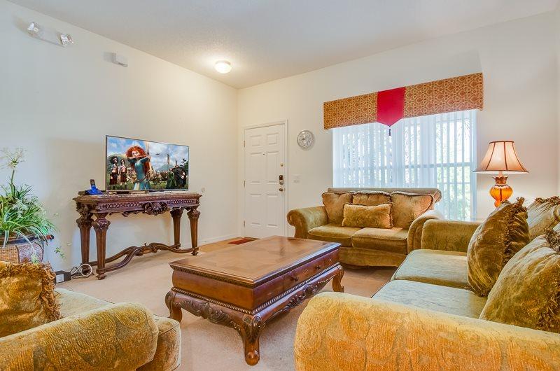3 Bedroom Condo For Rent In Orlando