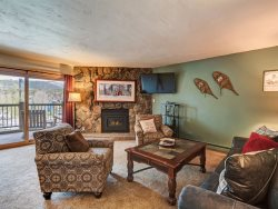 Location Can't Be Beat On This Park Place Condo - Across the Street from Riverwalk & Downtown, Short Walk To & From Skiing