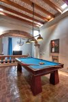 Bar, Pool Table, Media Room