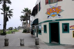 Stroll Down to Konos Cafe for a Waterfront Breakfast