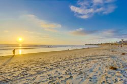 Steps to the Beach