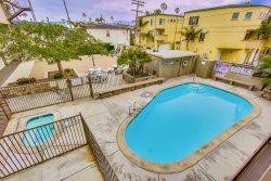 Enjoy the Propertys Pool and Hot Tub