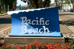 In the heart of Pacific Beach