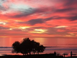 Come enjoy the ocean and sunsets in San Diego