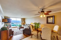 Dining area off of the living room