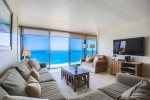 Capri by the Sea 911, Awesome Panoramic Ocean Views! Communal Pool, Hot Tub, BBQs, Rooftop Deck.