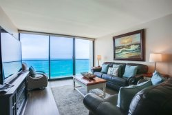 Blissful at the Beach- NEW! Introductory Rates! Panoramic Ocean View, Pool, Hot Tub, BBQ, Rooftop Deck