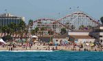 Belmont Park is one of Mission Beach`s main attractions.