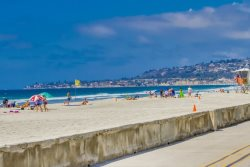 Soak up the sun in Pacific Beach