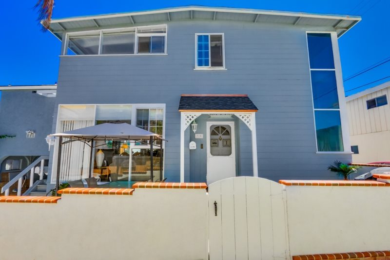 Groovy See Ya Soon Beach House San Diego Vacation Rental Near Download Free Architecture Designs Sospemadebymaigaardcom