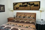 Mammoth Lakes Rental Sunshine Village 175 - Twin Bunk Alcove