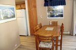 Mammoth Lakes Rental Sunshine Village 175 - Kitchen and Dining Room