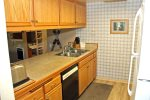 Mammoth Lakes Rental Sunshine Village 175 - Fully Equipped Kitchen