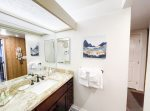Mammoth Lakes Vacation Rental Sunshine Village 134 - Loft has 2 Full Beds and 1 Twin Bed