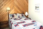 Mammoth Lakes Rental Sunshine Village 150 - Second Bedroom has 1 Queen Bed