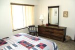 Mammoth Lakes Vacation Rental Sunshine Village 150 - Second Bedroom Window