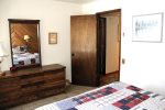 Mammoth Lakes Rental Sunshine Village 150 - Second Bedroom Entry