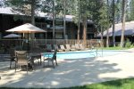 Mammoth Lakes Condo Rental Sunshine Village - Pool Area