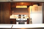 Mammoth Lakes Vacation Rental Sunshine Village 103 - Fully Equipped Kitchen