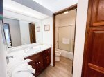 Mammoth Lakes Rental Sunshine Village 157 - 2nd Bedroom Window