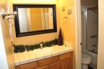 Mammoth Lakes Rental Sunshine Village 165 - 2nd Bathroom