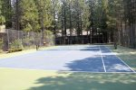 Mammoth Lakes Rental Sunshine Village Tennis Court