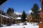Mammoth Lodging Sunrise 1- Picture of Mammoth Creek Park Located Walking Distance from Condo