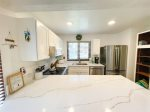 Mammoth Lakes Vacation Rental Wildflower 61- Bright Dining Room and Kitchen