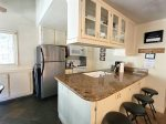 Mammoth Vacation Rental - Heritage Condominium 207 - Kitchen