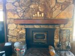 Mammoth Condo Rental Mountainback 19- Spacious Living Room with a Queen Foldout Couch