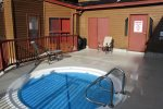 Aspen Creek hot tub