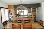 Mammoth Lakes Rental Sunrise 11 - Dining Room Seats 6 and Fully Equipped Kitchen
