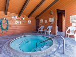 Mammoth Lakes Condo Rental Sunrise- Spa