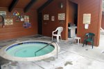 Sunrise Common Area Year Around Jacuzzi - enclosed by 3 walls and open on one