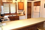 Mammoth Vacation Rental Sunrise 37- Fully Equipped Kitchen