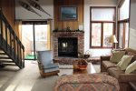 Mammoth Vacation Rental Sunrise 37- Nice Living Room Area