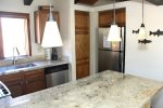 Mammoth Lakes Vacation Rental Sunrise 43 - Nicely Remodeled Kitchen and Dining Area