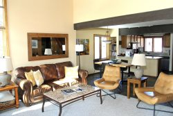 Sunrise Mammoth Condo Rental #43: WIFI Internet Access / Scenic Meadow Area: Near Mammoth Creek & The Snowcreek Golf Course